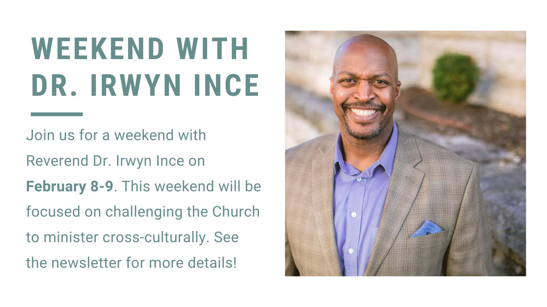 Irwyn Ince