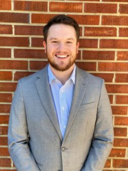 Worship Ministry & College Associate Ty was born and raised in Charlotte, North Carolina. He moved to Wilmington in 2018 to go back to school at UNCW, where he is pursuing a degree in Business Administration with a concentration in Finance. Ty is expecting to graduate from UNCW in the spring of 2021. Ty joined the Christ Community Staff in the spring of 2019 after volunteering in the A/V Production team for 4 months. Ty lives in Wilmington and plans to stay in the area after graduation with his wife Caroline who he married in May of 2020.