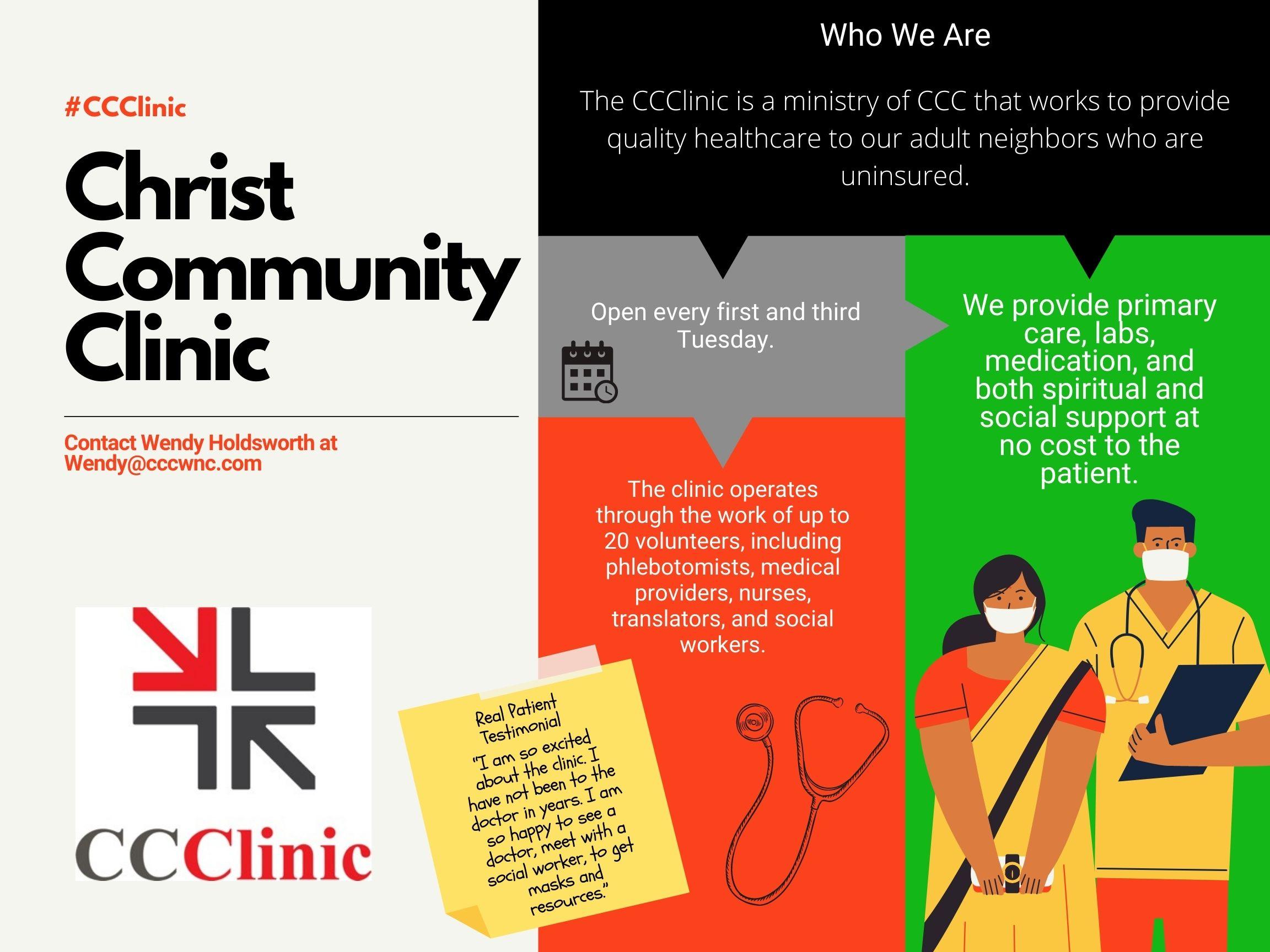 Christ Community Clinic